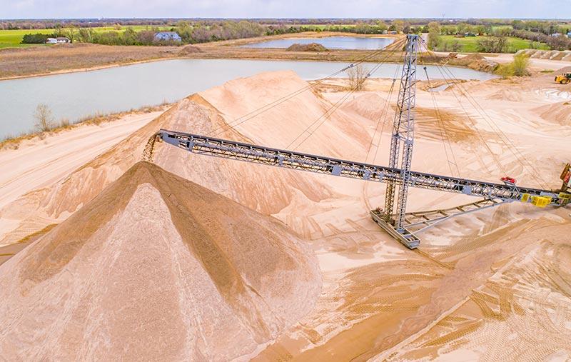 Sand supplier Wichita KS