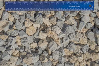 "1.25"" clean limestone"
