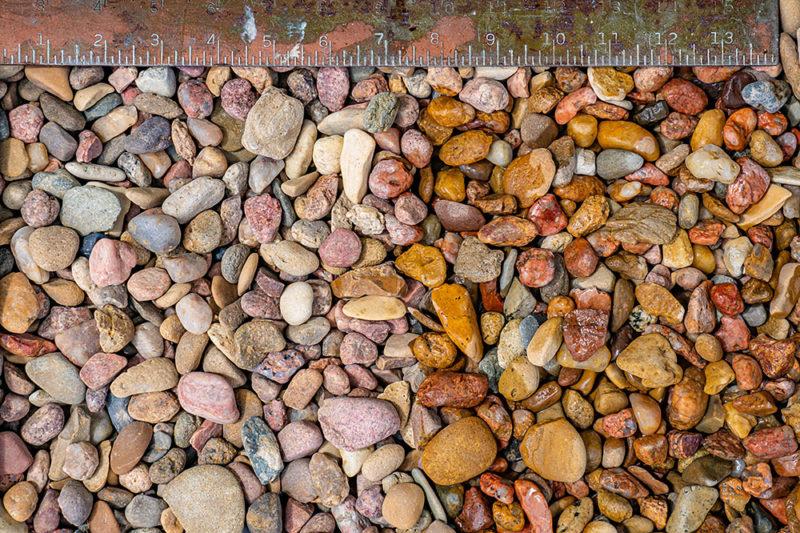 large pea gravel