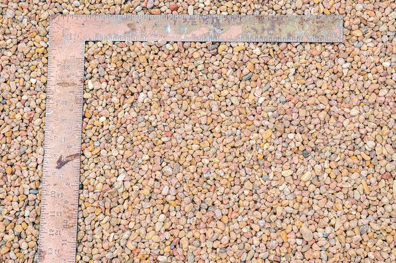 well gravel